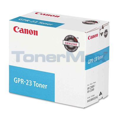 CANON GPR-23 TONER CYAN